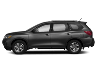 sideview 2020 Nissan Pathfinder