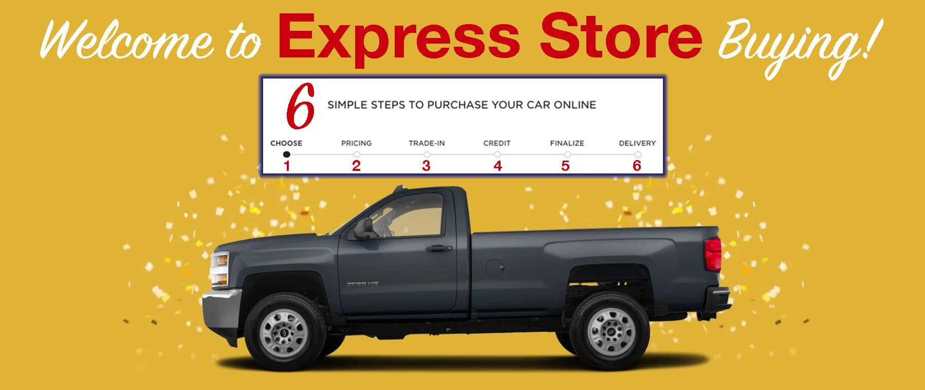 Shaheen Express Store car buying made easy!