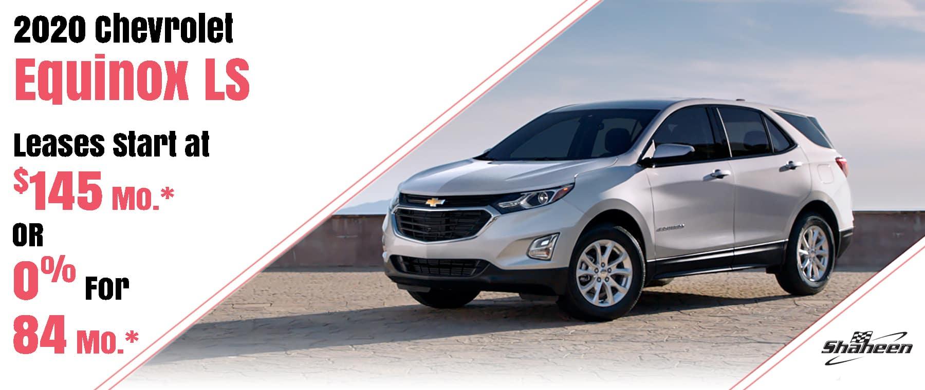 2020 Equinox Lease Offer $145