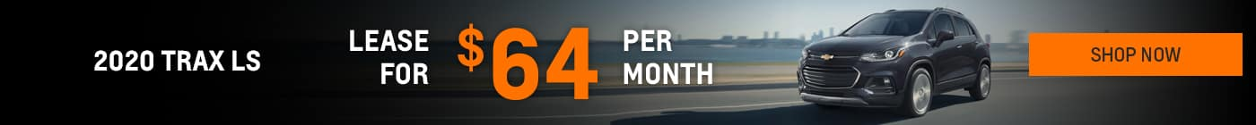 Lease a Trax for $64 per month