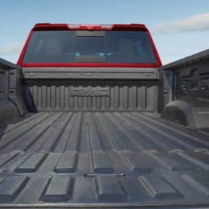 2020 GMC Sierra HD bed