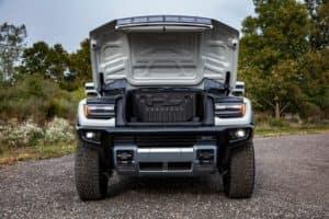 Hummer Ev Design exterior