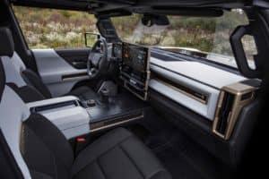 Hummer EV Design