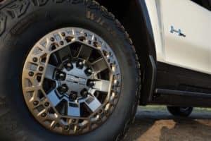 Hummer EV Tires