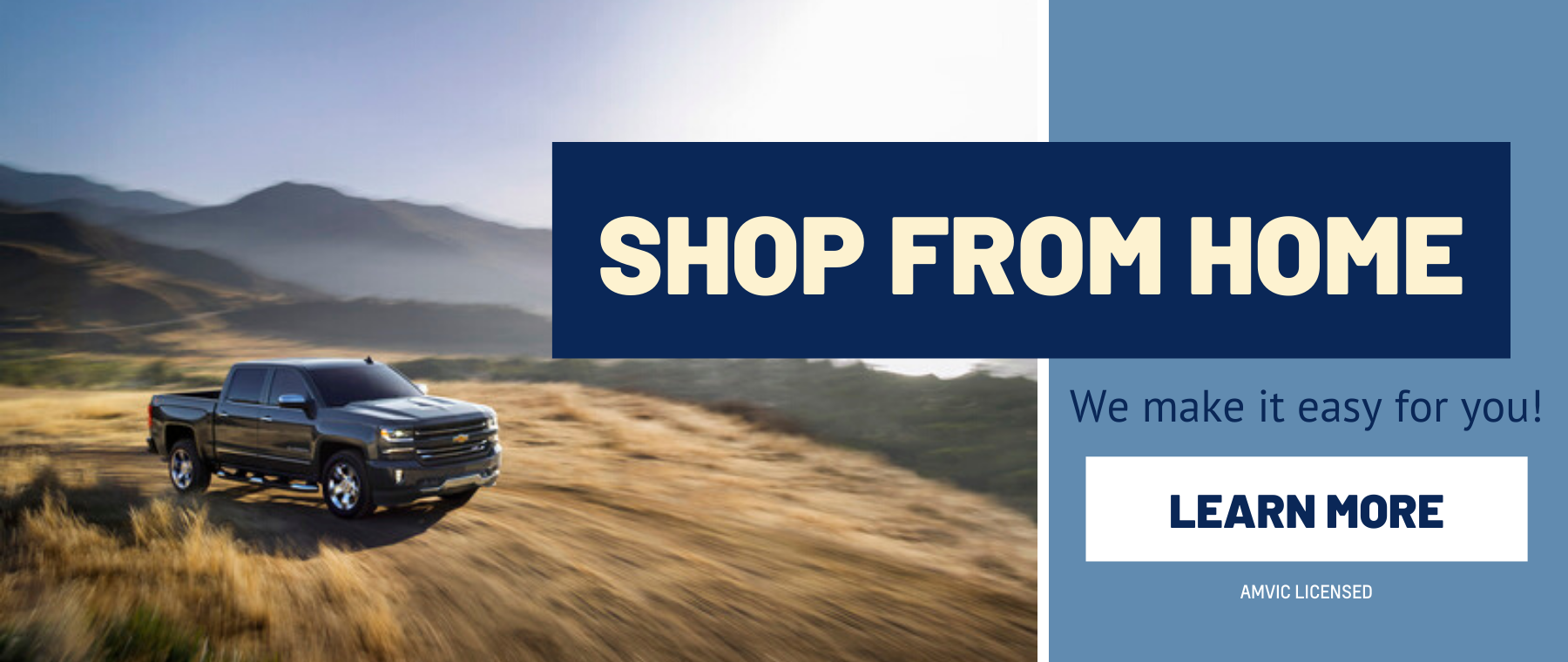 Shop From Home - Sherwood Park Chevrolet