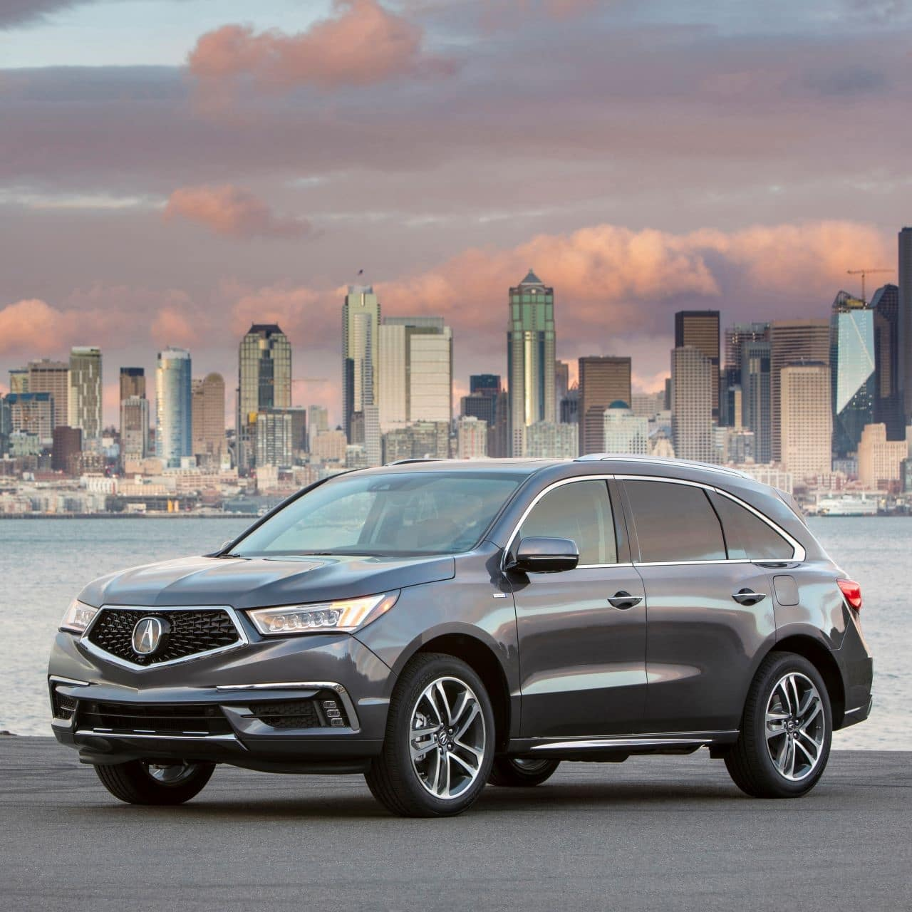 """Acura RLX And MDX Named Among """"25 Safest Luxury Cars Of"""