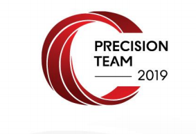 2019 Precision team award