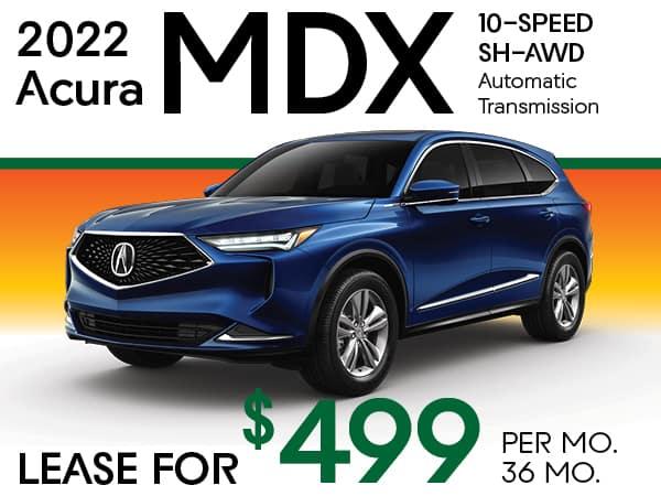 2020 Acura MDX SH-AWD