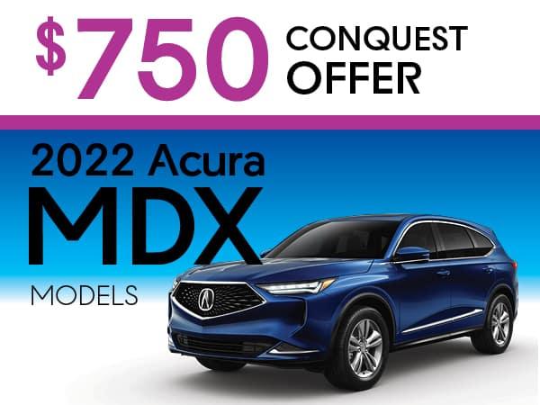 2022 MDX models