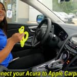 How to Connect your Acura to Apple Carplay