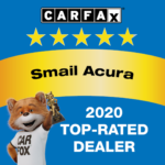 Acura Top-Rated Dealer Award
