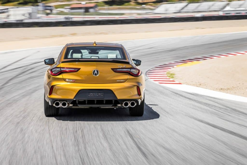 2021 Acura TLX Type S to Make Public Debut