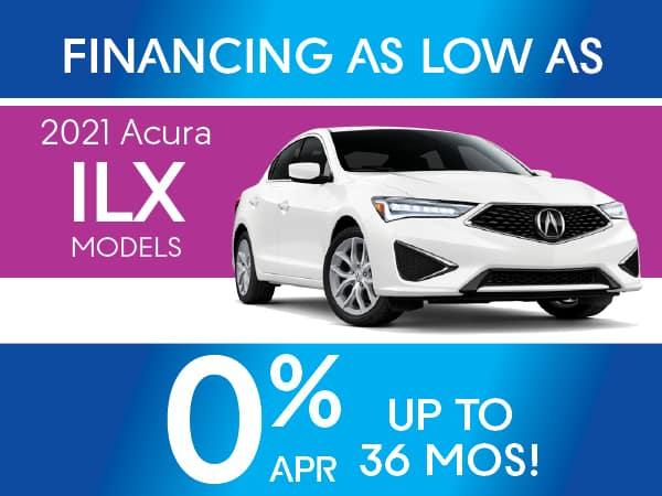 2021 Acura ILX MODELS