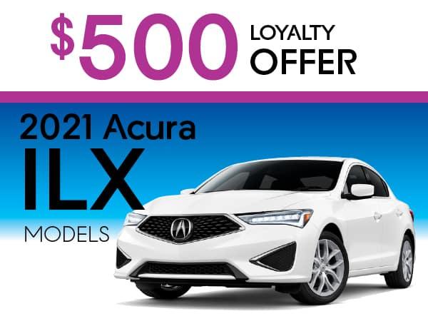 2021 ILX models