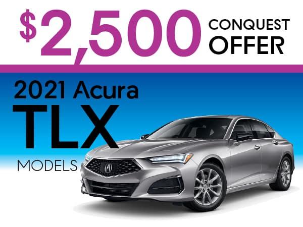 2021 TLX models