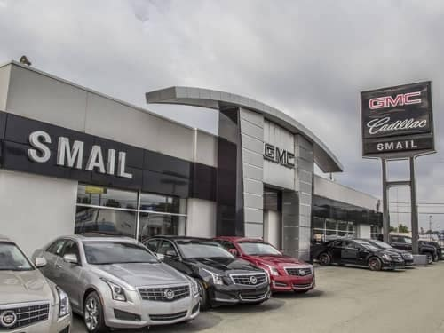 Dealership Image - Smail Buick GMC Cadillac - 500x500