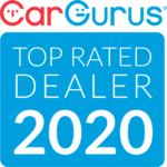 Car Gurus 2020 Top Rated Dealer Award