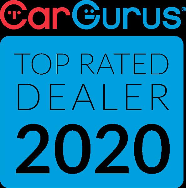 Car Gurus 2020 Top Rated Dealer Award
