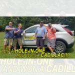 Hole in One Winner