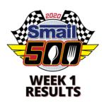 2020 Smail 500 Logo Week 1