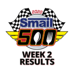 Smail 500 Week 2 Results