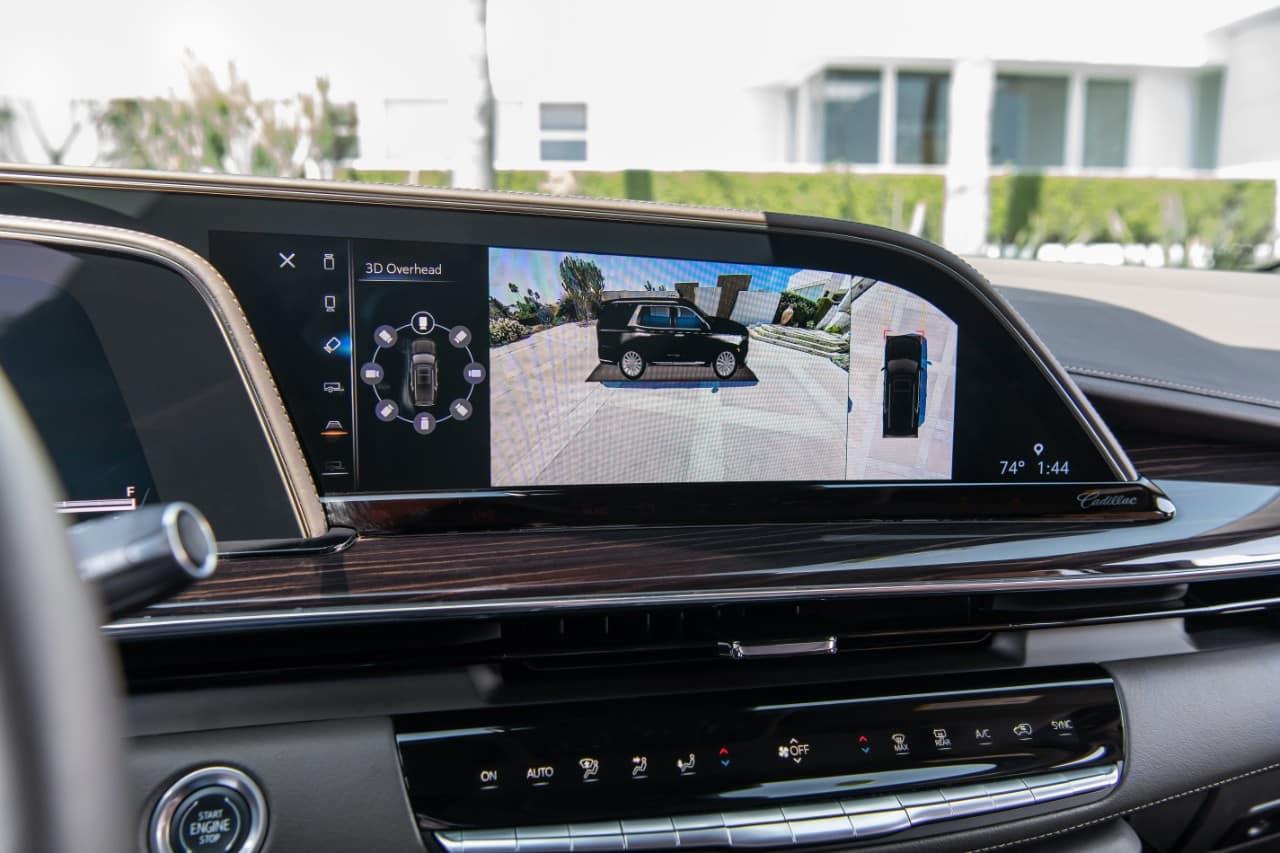 2021 Cadillac Escalade SurroundVision