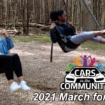March for Parks Cars in the Community