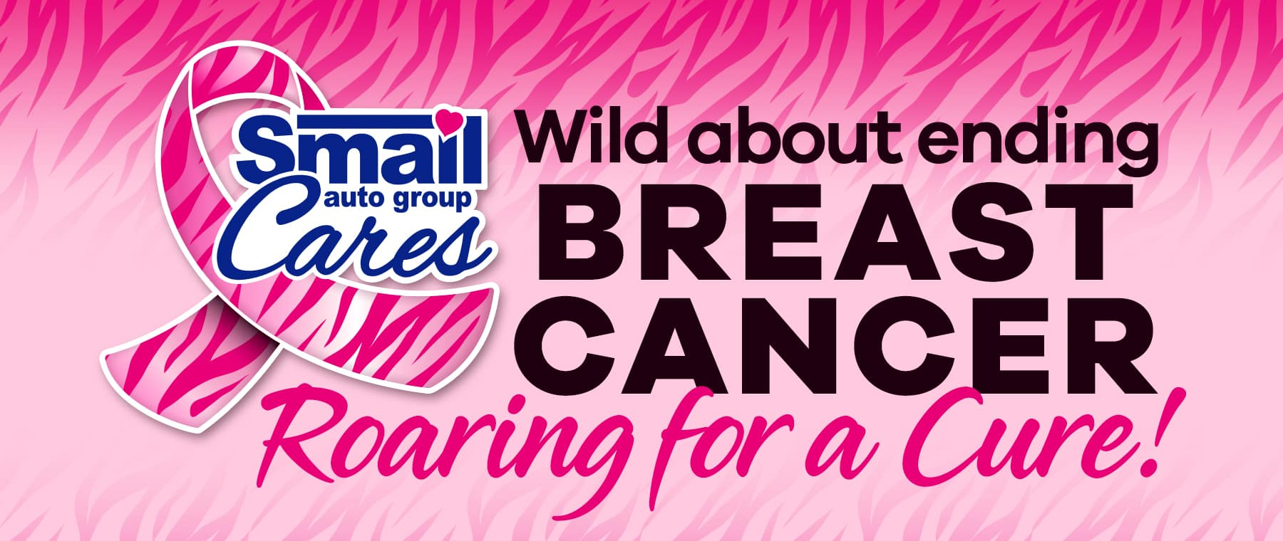 Smail Auto Group Breast Cancer Awareness Month!