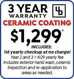 Undrdog Pro 3 Year Warranty