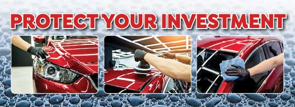 Protect your Paint with new Ceramic Coating at Smail Auto Group