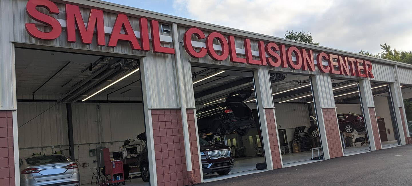 Smail Collision Center Auto Body Repair