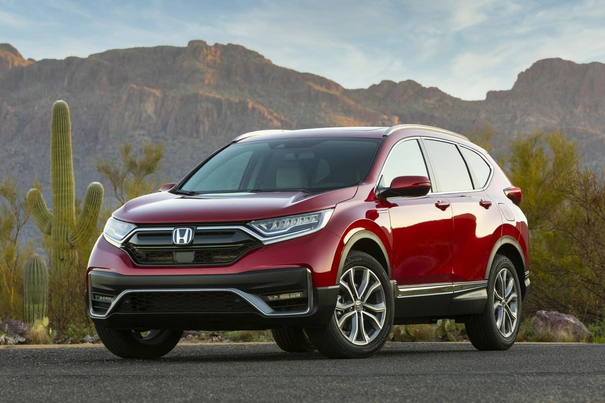 "2020 Honda CR-V Hybrid Named an Autotrader ""Best New Car ..."
