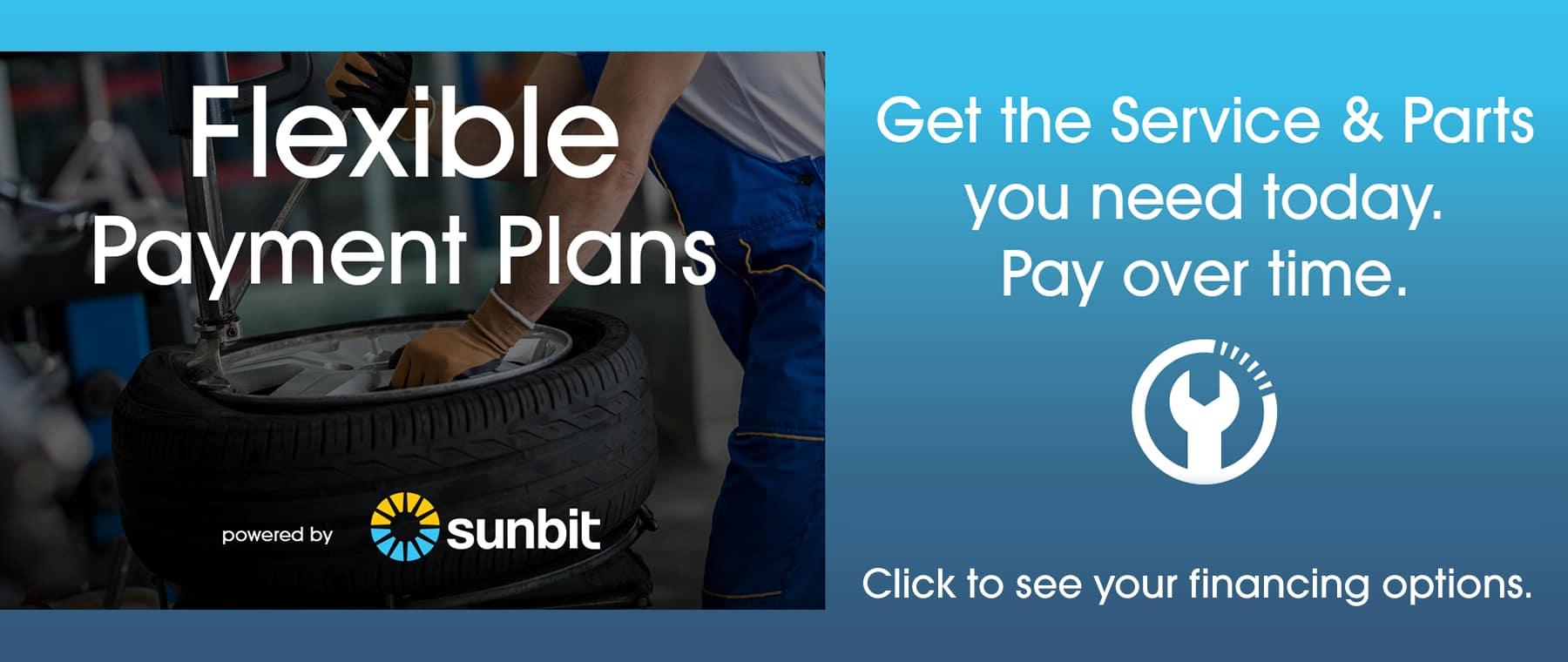 Finance your Honda service and Honda parts at Smail Honda in Greensburg PA
