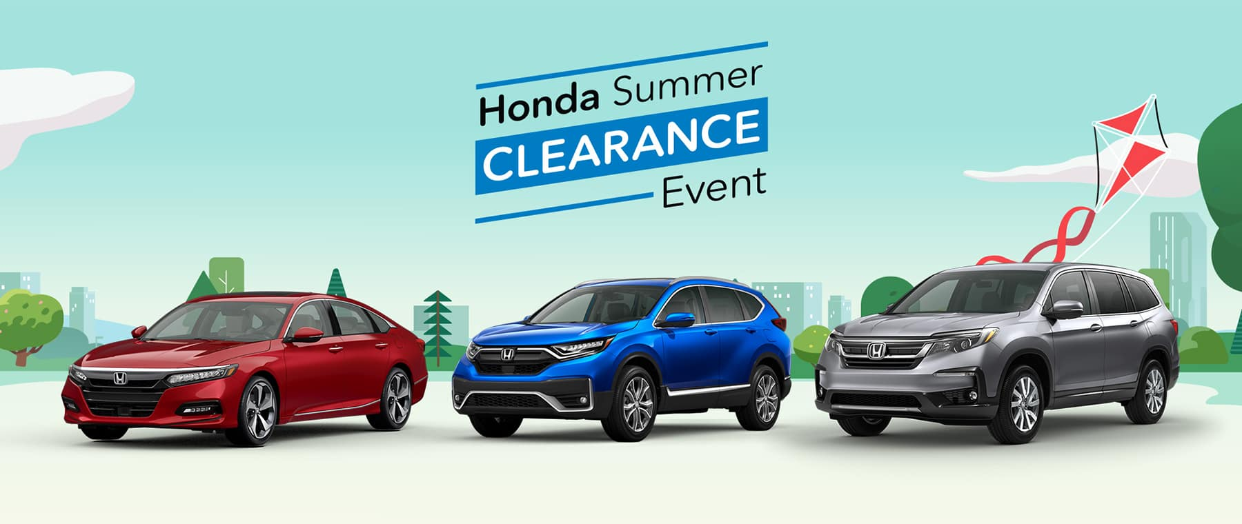 Honda Summer Clearance Sales Event in Greensburg PA
