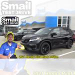 Smail Black Edition Pilot Test Drive