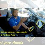 Android Auto Honda 2020