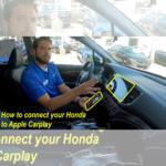 Apple CarPlay for 2020 Honda Models