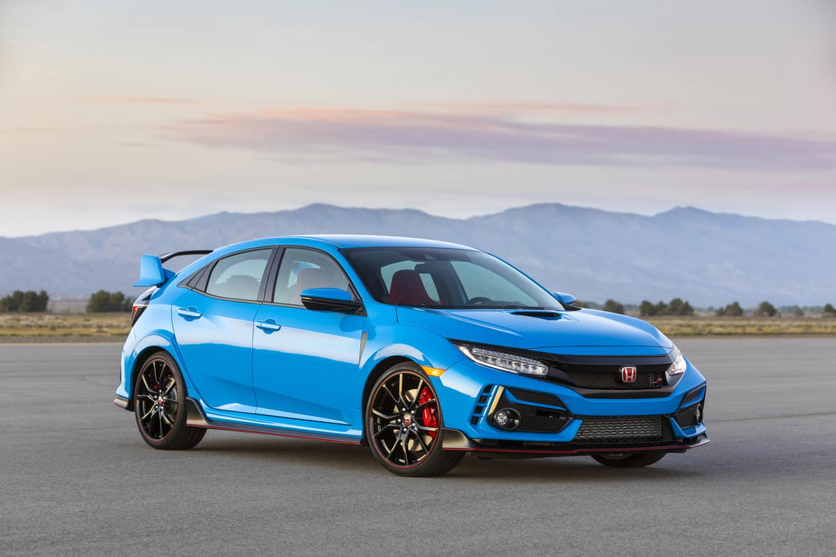 2021 Honda Civic Type R Features An Exclusive Limited Edition Smail Honda