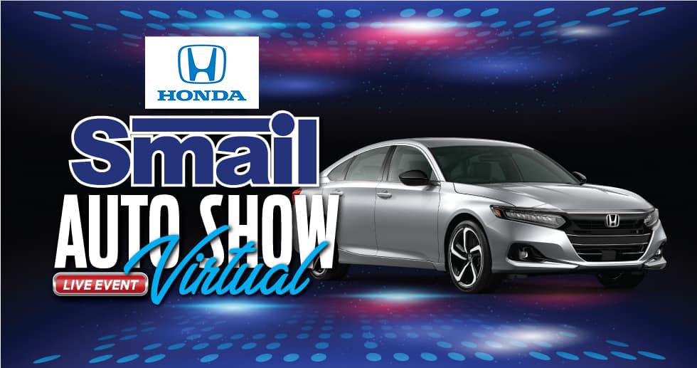 Smail Honda auto show