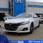 2021 Honda Accord Overview