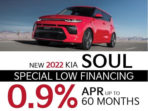 2022 KIA Soul LX Auto
