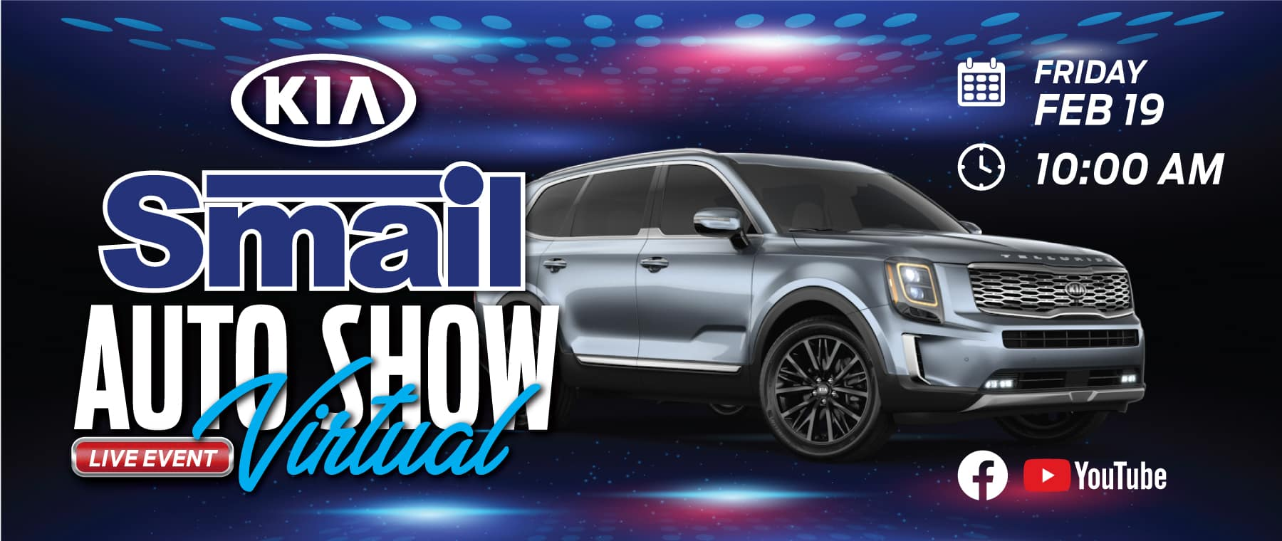 2021 Smail Kia Virtual Auto Show