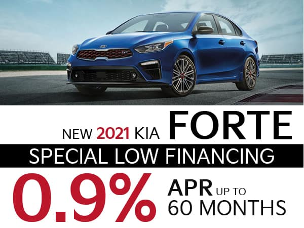 2021 KIA Forte LXS Auto