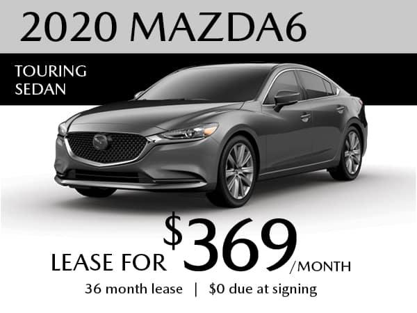 2020 Mazda6 Touring Sedan