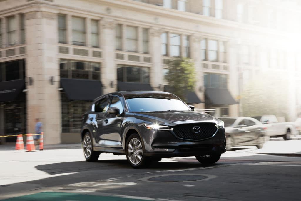 2020 Mazda CX-5 Gray