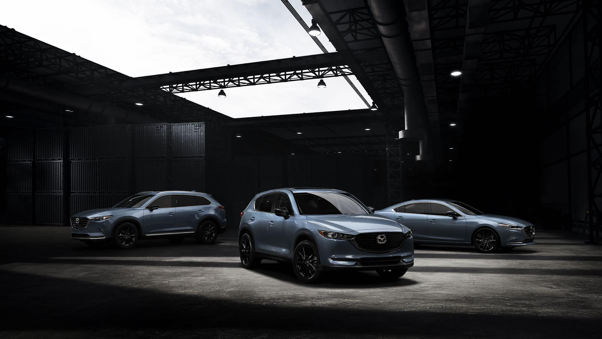 2021 Carbon Edition Mazda Models