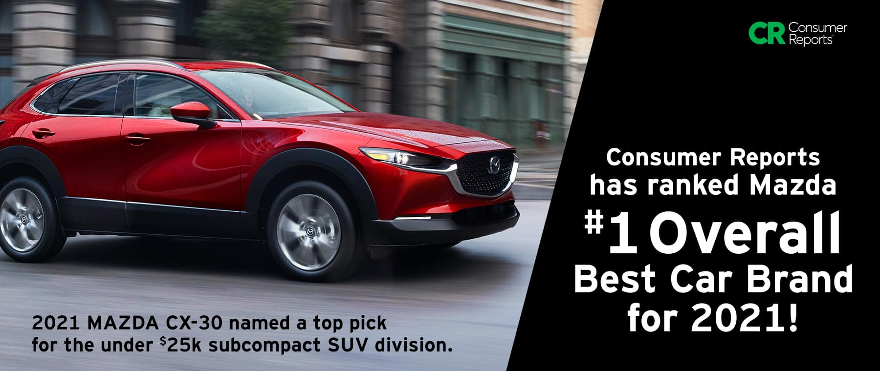 #1 Overall Best Car Brand