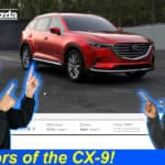 CX-9 Colors Thumbnail