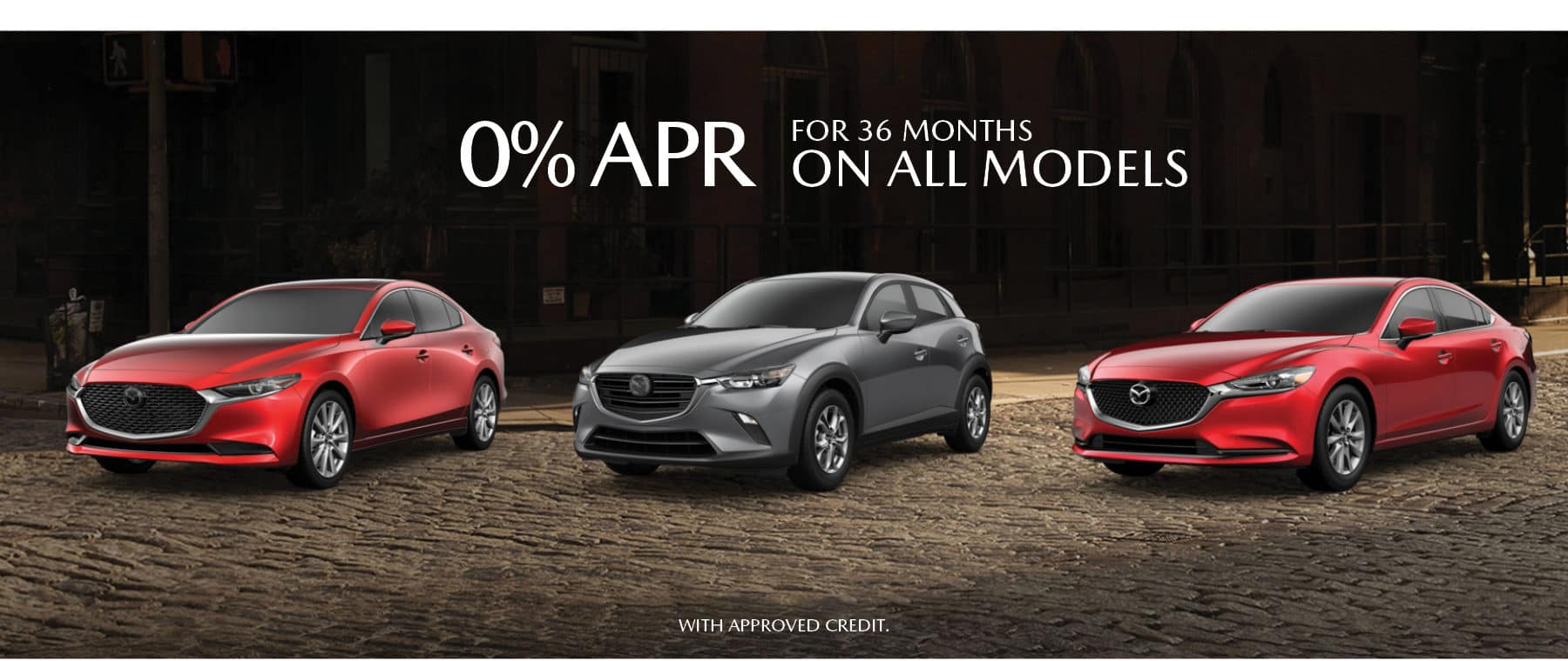 Special Offer just announced at Smail Mazda!