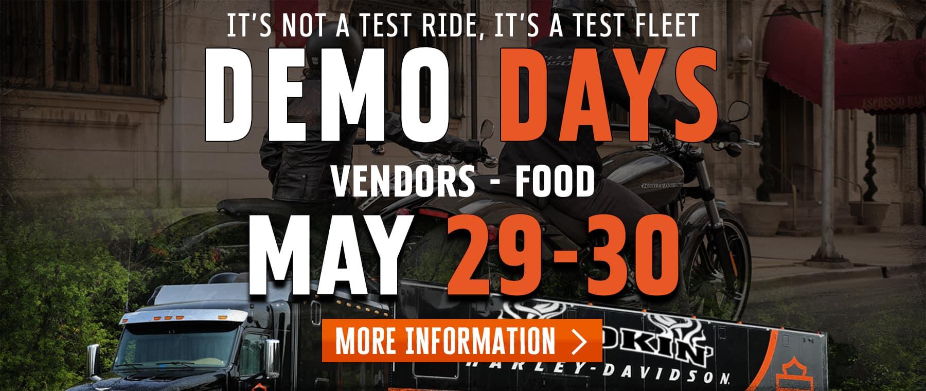 Demo Days – Web Banner 1